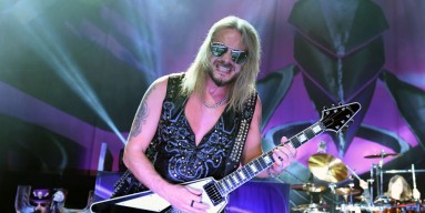 Richie Faulkner of 'Judas Priest'