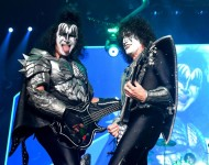 Gene Simmons, Tommy Thayer of 'Kiss'