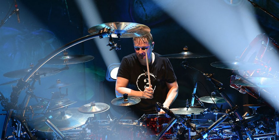 Ray Luzier of 'Korn'