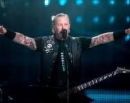 James Hetfield of 'Metallica'