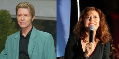 Did David Bowie Make the Last Phone Call to Ex Susan Sarandon? Actress Recalls Last Memory with the Late Singer