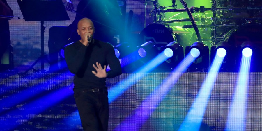 Dr. Dre Divorce Papers Found On The Floor While Weeping For Grandmother's Funeral? [Details]