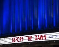 Kate Bush Live Show Marquee