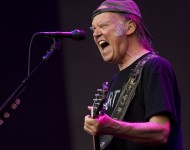 Neil Young - British Summer Time 2014