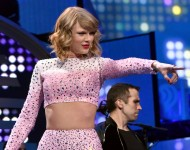 Taylor Swift at iHeartRadio Music Festival 2014