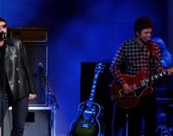 Oasis circa 2008